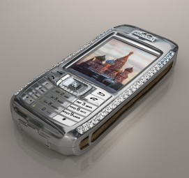 Eines der teuersten Mobiltelefone der Welt!