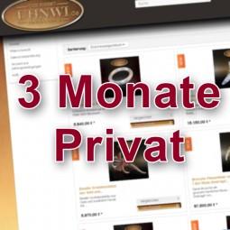 OS Privat - Angebotsanzeige - 3 Monate