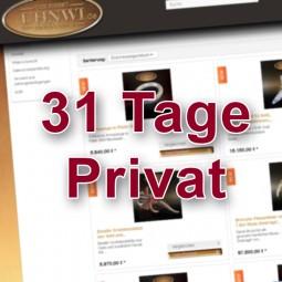 OS Privat - Angebotsanzeige - 31 Tage